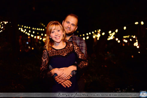 Surprise Engagement Photoshoot • Katelyn & Jon • preview