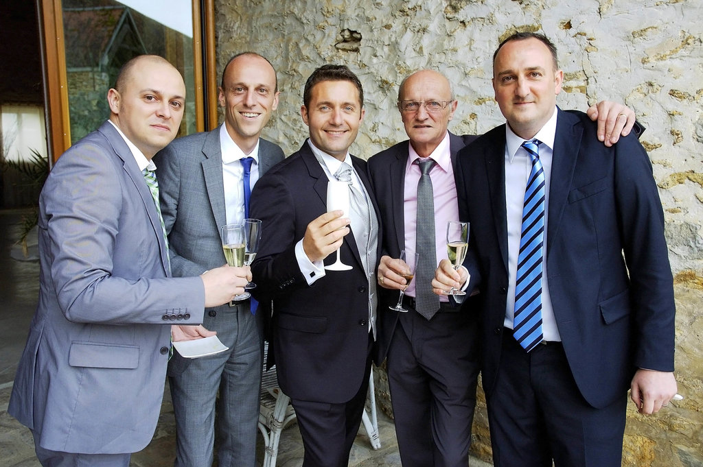 Wedding M&S Groomsmen