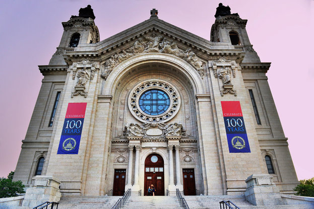 St Paul Cathedral Centennial celebration