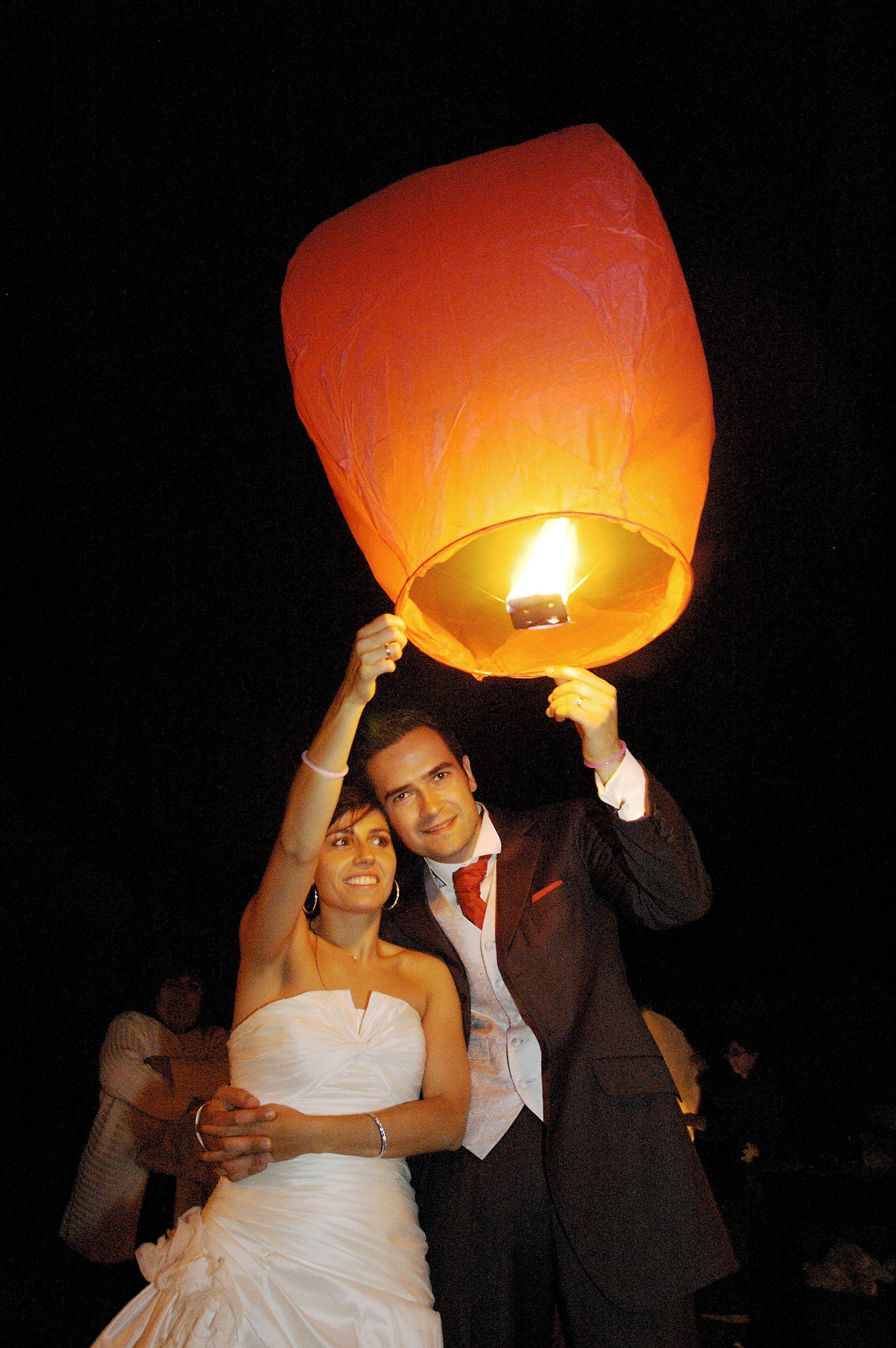 Wedding P&S Lantern