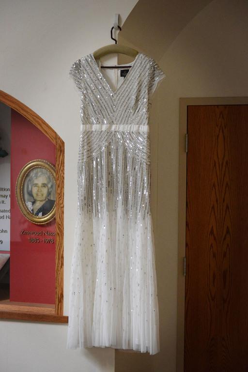 Weddings J&K The dress