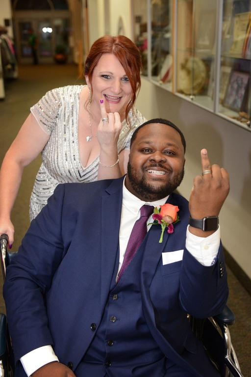 Weddings J&K Ring Finger