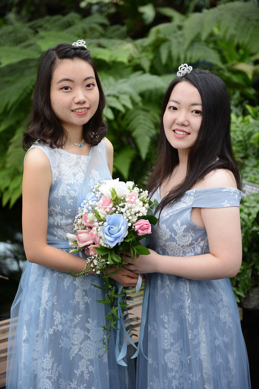 Wedding Y&S bridesmaids