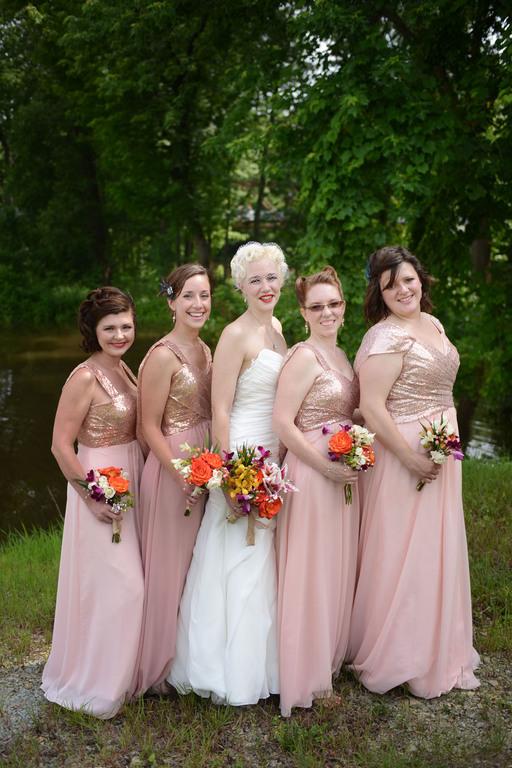 Weddings S&J Bridesmaids