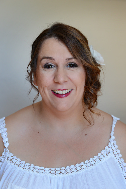 Wedding L&C Lucille getting ready