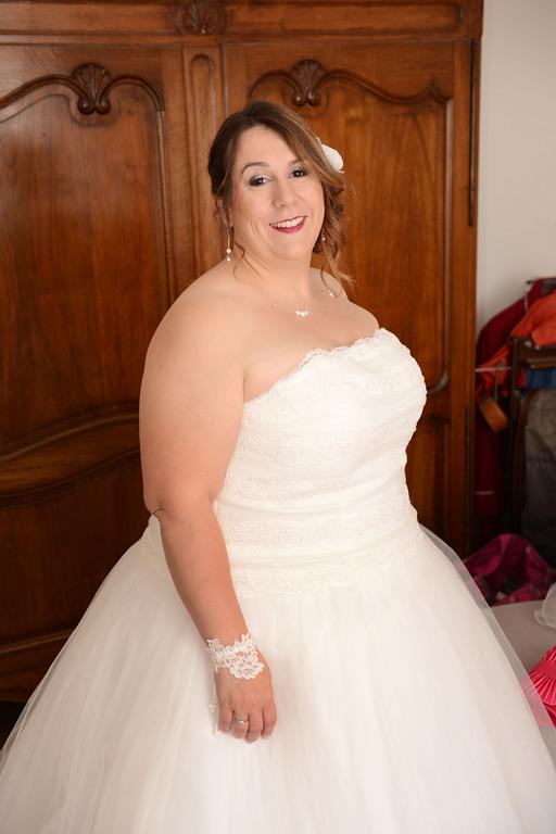Wedding L&C Lucille dress