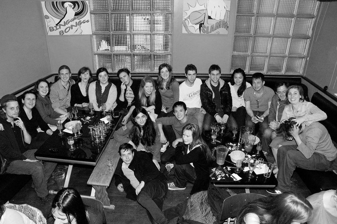L'Americain Day 4 Cast Photo