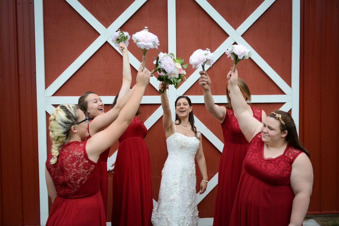 Weddings S&T flower raise