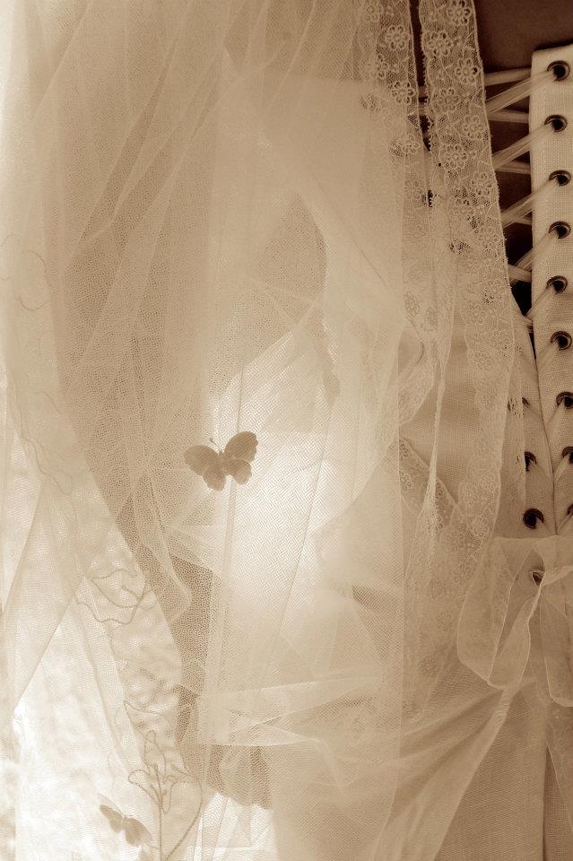 Wedding Laetitia veil