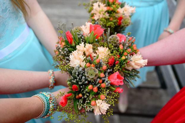 Wedding T&P Flowers