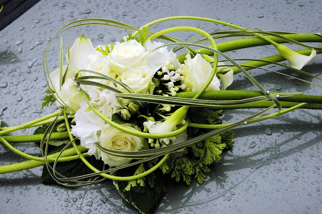 Wedding M&S Flowers