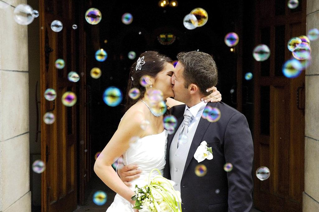 Wedding M&S Bubbles
