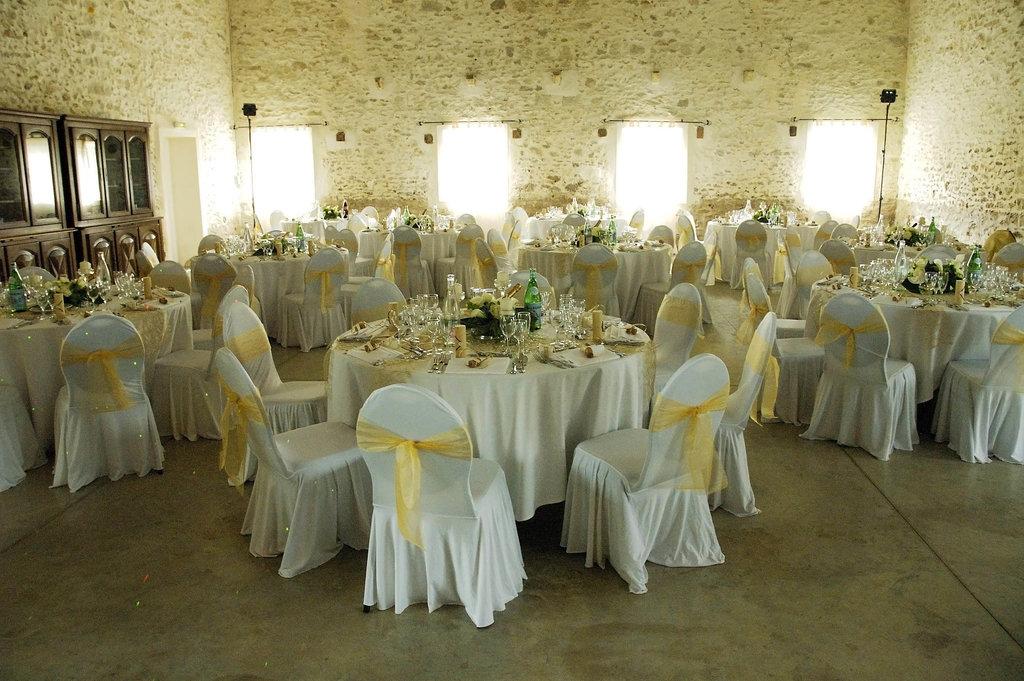 Wedding M&S Reception Room