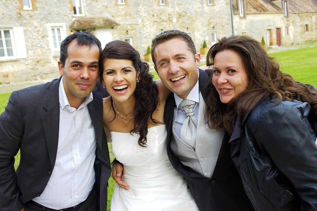 Wedding M&S Friends