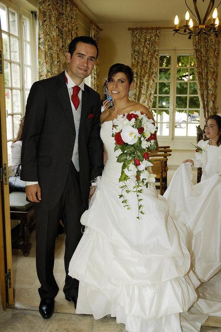 Wedding P&D couple photo