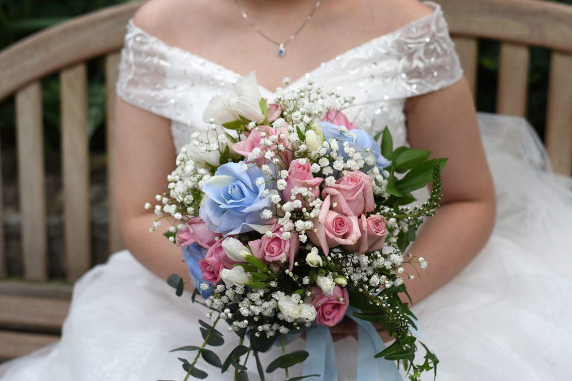 Weddings Y&S the bride